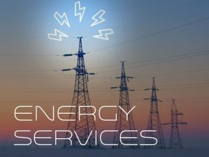 energy services company